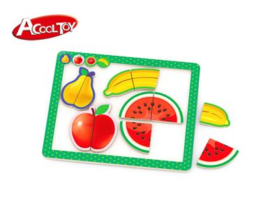 Magnetic Fruit Puzzle(Type:AC6673)